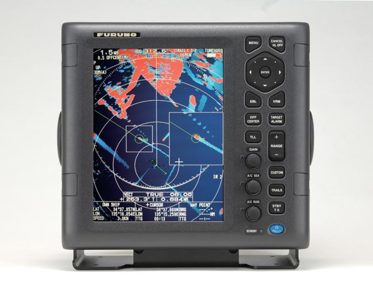 Dedicated radar systems generally provide direct access to advanced features such as radar trails for tracking.