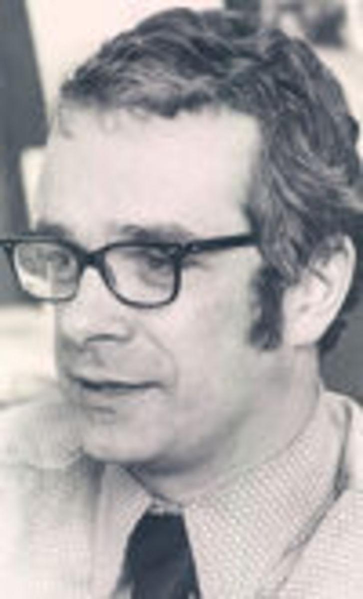 Bob Lane in 1974.