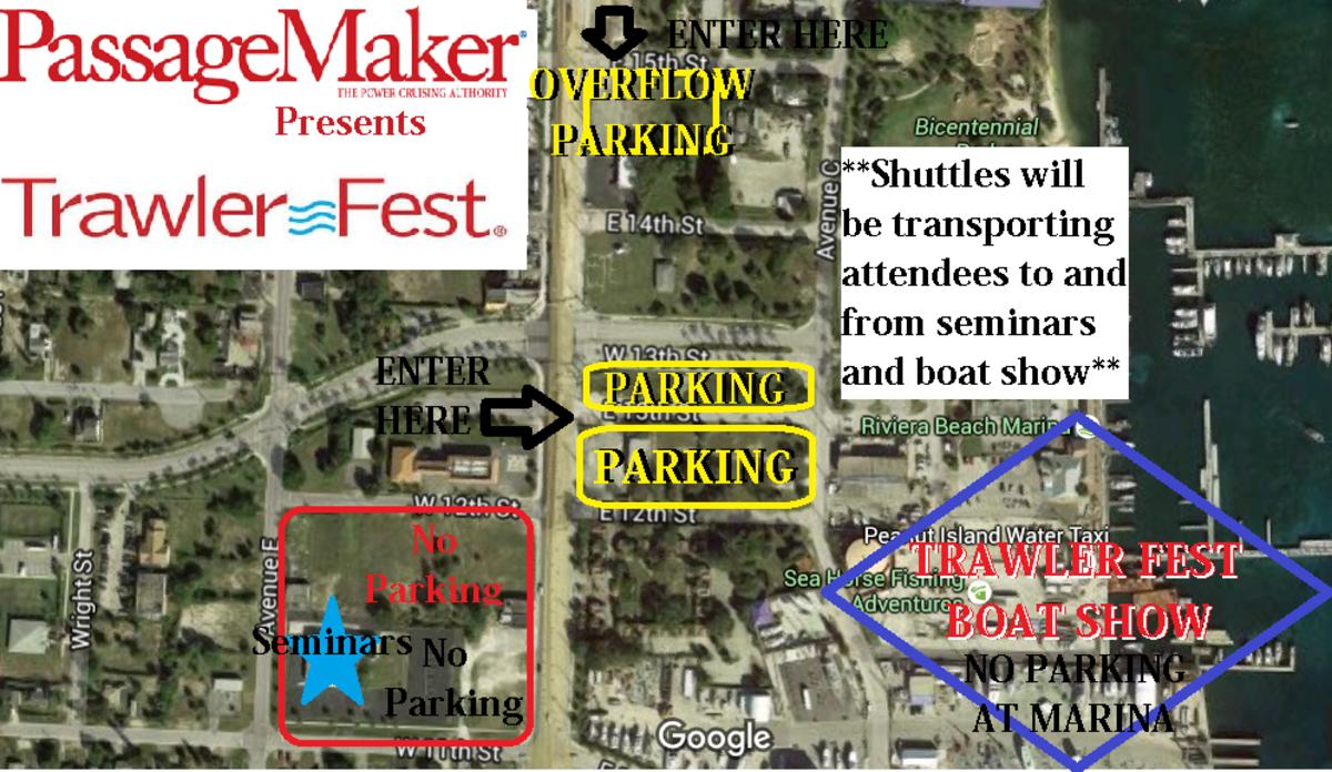 tfest parking