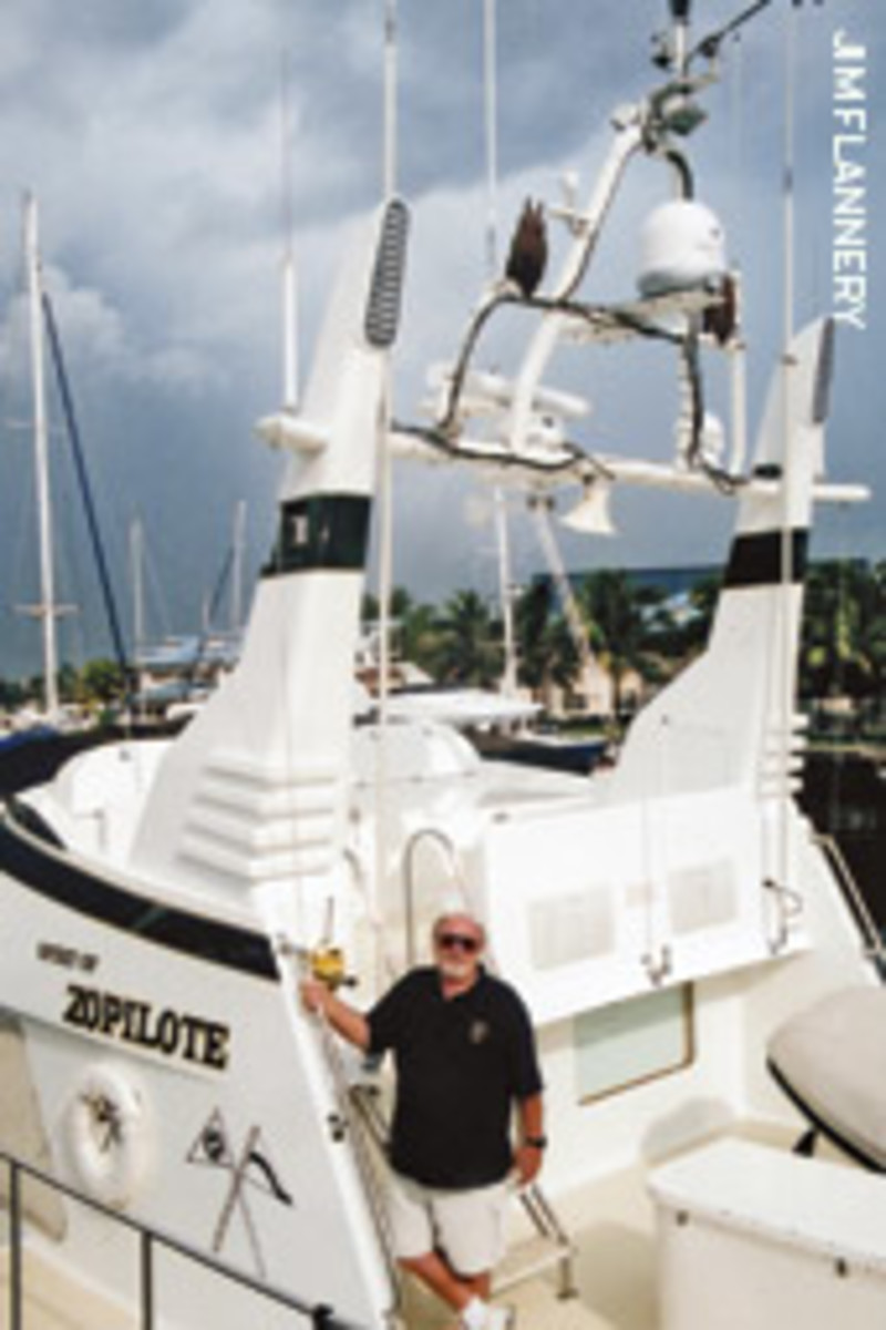 As Kessler's directing career took off, he bought boats rather than a California mansion.