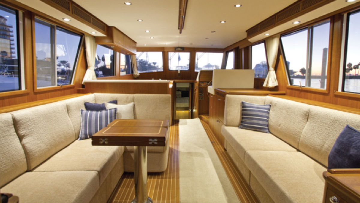 The Heritage 43 Brings Grand Banks into the 21st Century