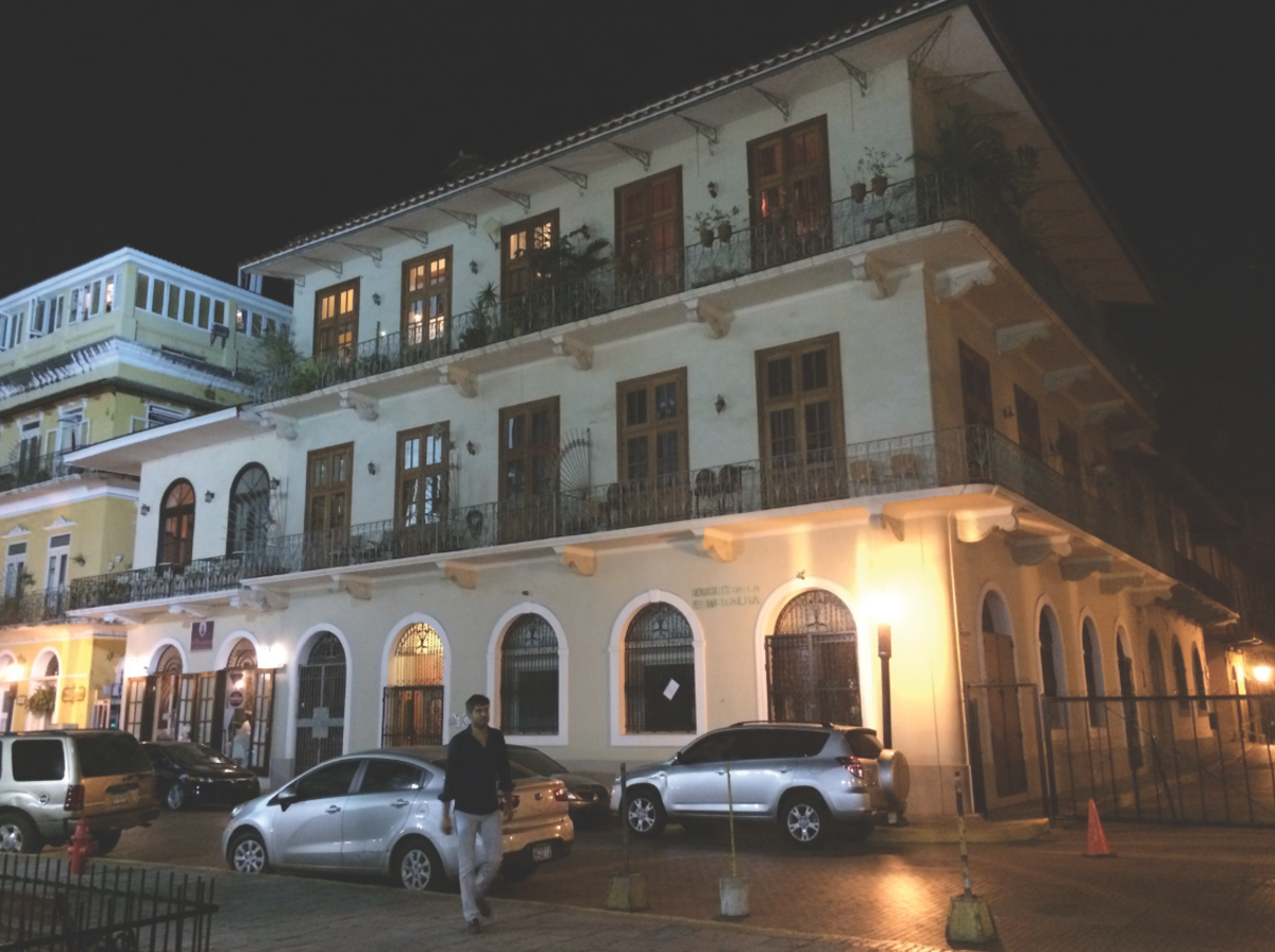 Casco Viejo, Panama City's old quarter has made recent strives to restore much of the old world charm.