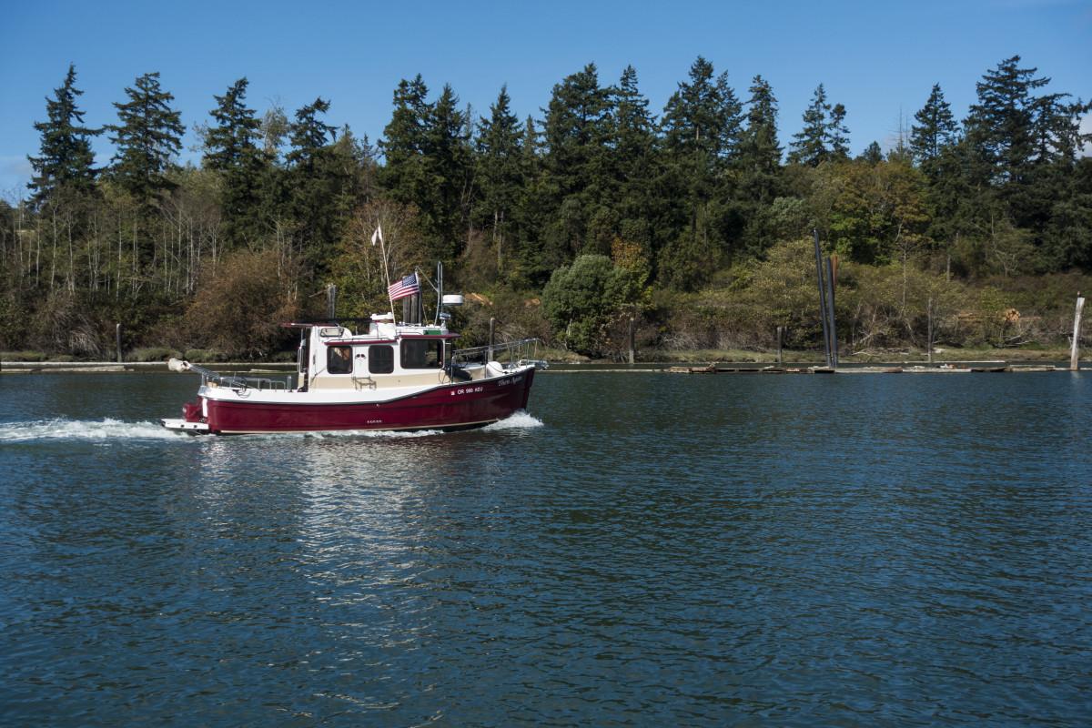 Ranger Tug 29