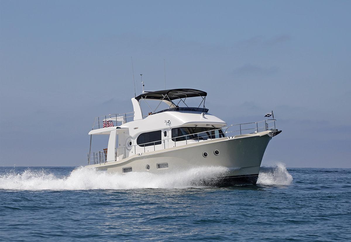 Nordhavn's brand-new Coastal Pilot 59