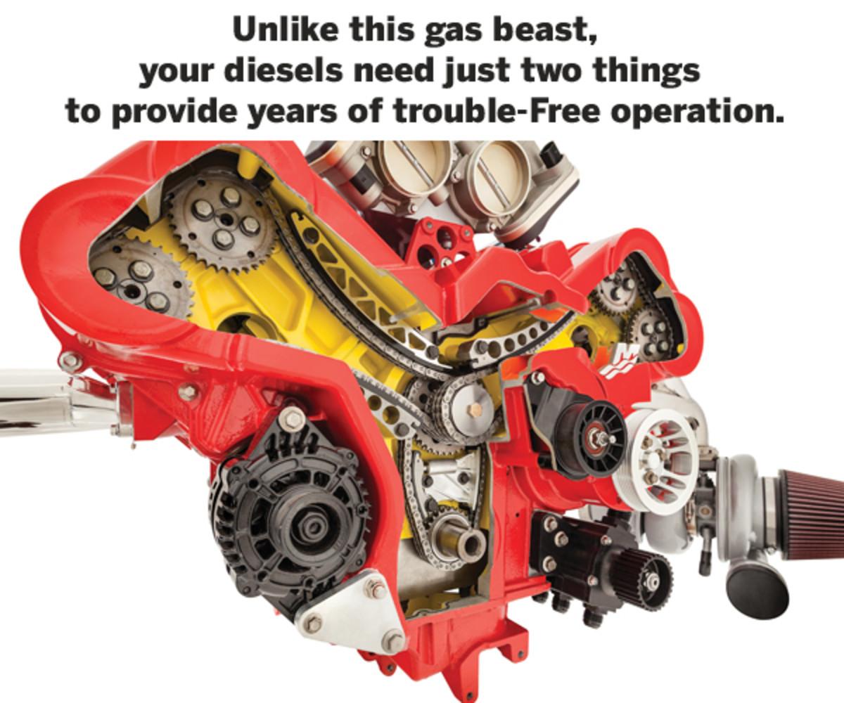 The Simple Truth About Marine Engine Maintenance - PassageMaker