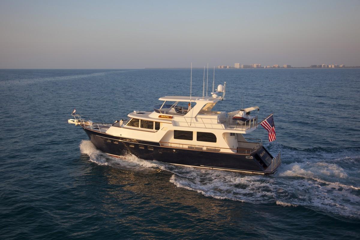 Marlow 57 Explorer - PassageMaker