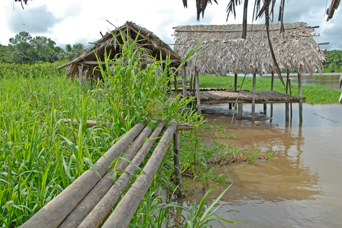 Wareo claim to be the original inhabitants of the river.