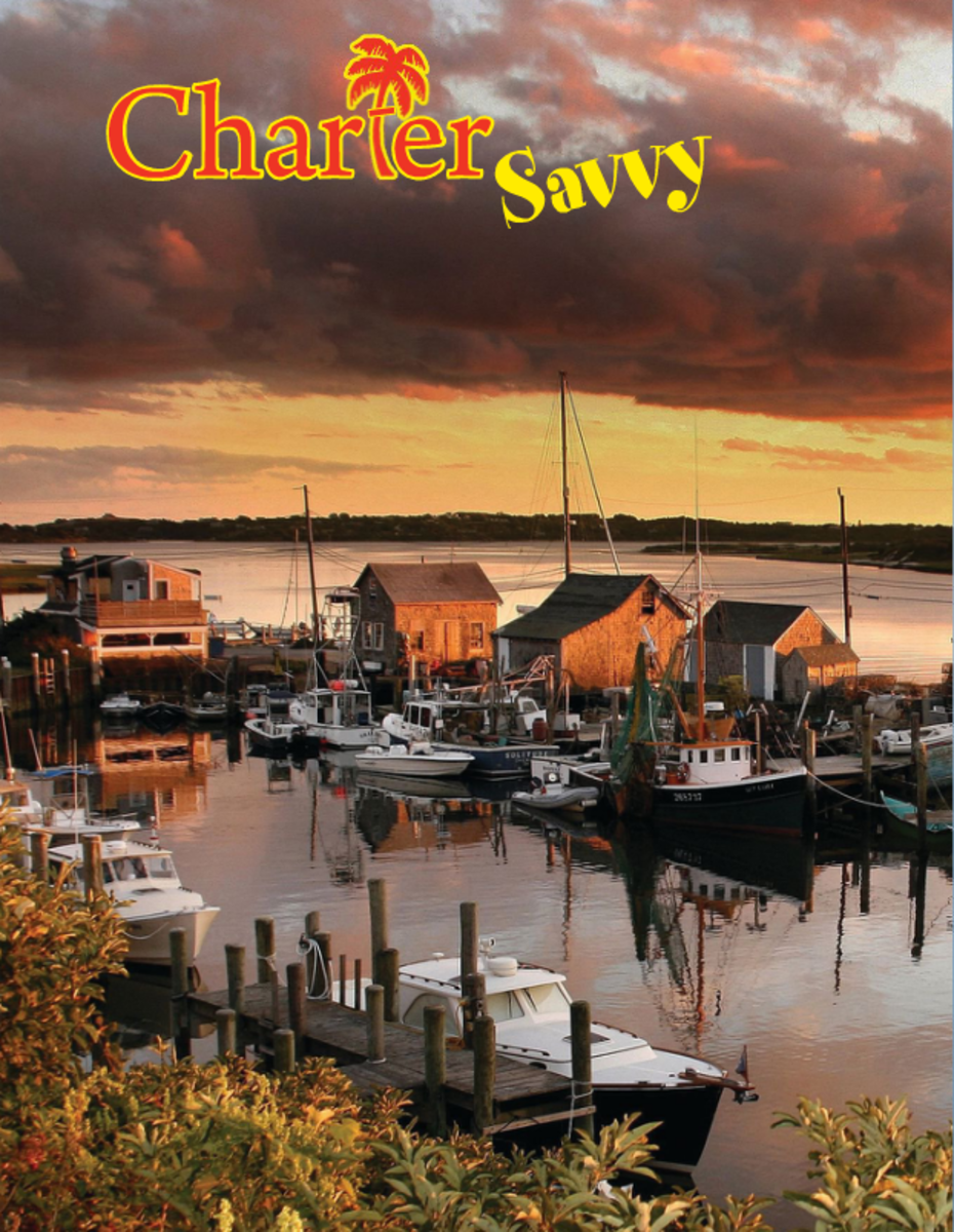 Charter Savvy is a free publication aimed at providing the best in charter tips and info.