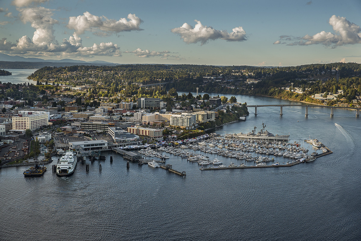 Blackberry Festival-Bremerton Marina, Plus