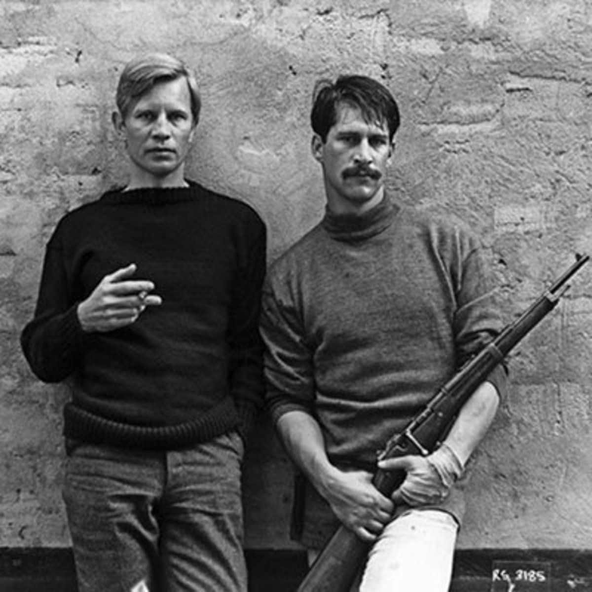 Carruthers and Davies are played by Michael York and Simon MacCorkindale, two boating Brits that stumble on a secret