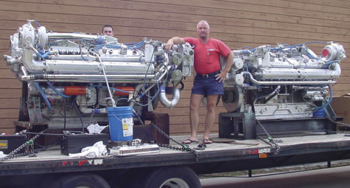 when were stumped by our marine diesel engines john hice of gulf coast