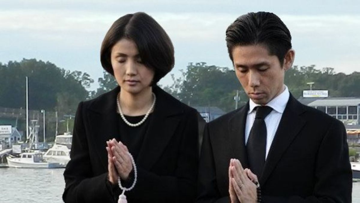Praying-Couple