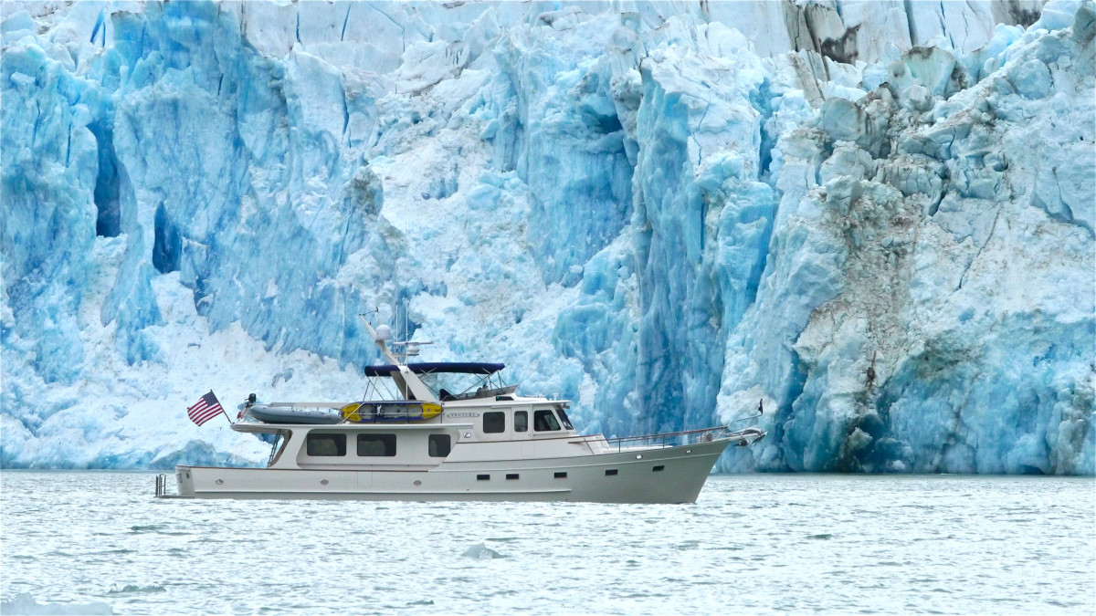 Ice Water Mansions Cruise To Alaska Proves To Be Feast