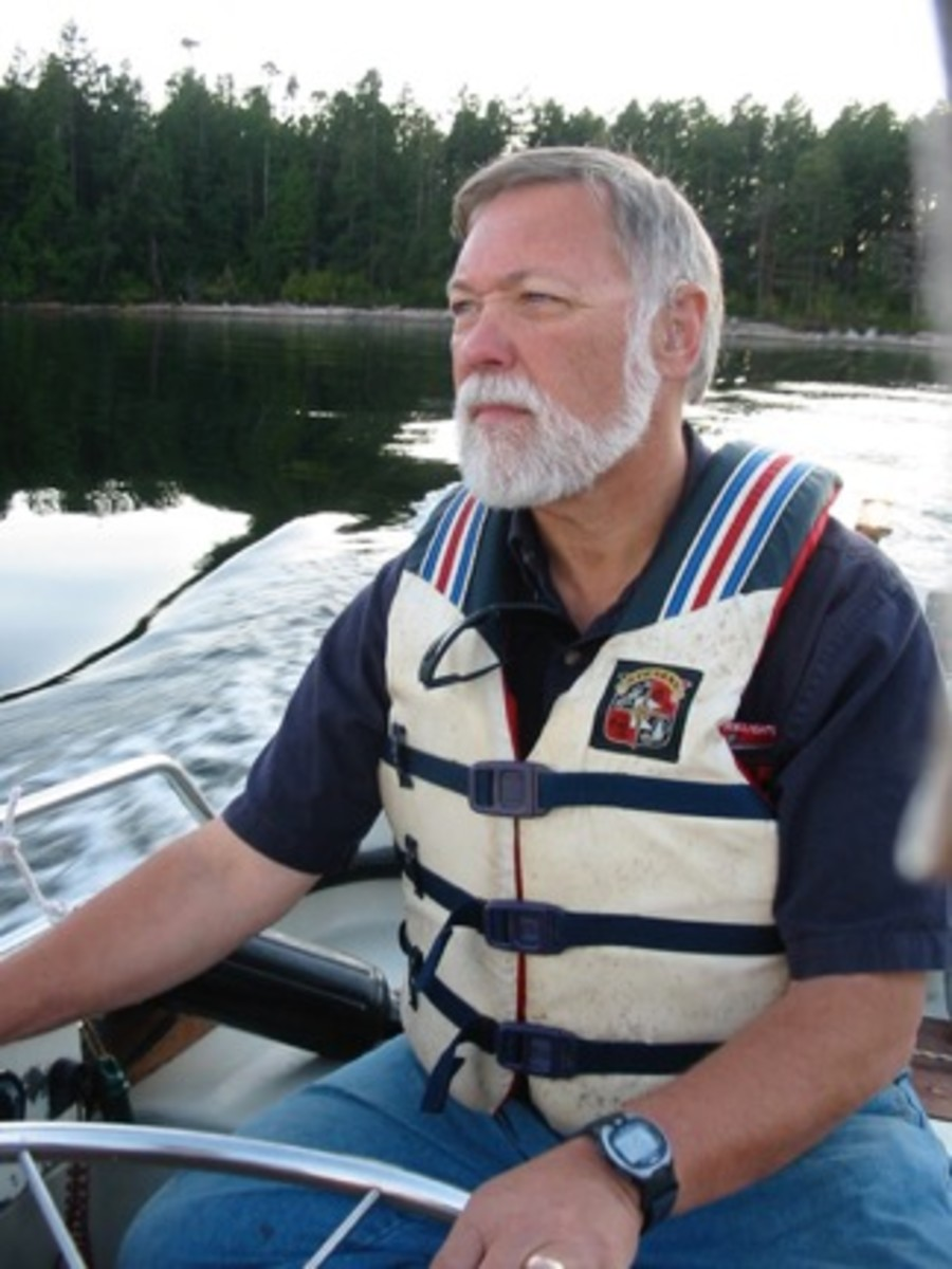Bob Senter has been teaching audiences about marine diesel technology for more than a decade.