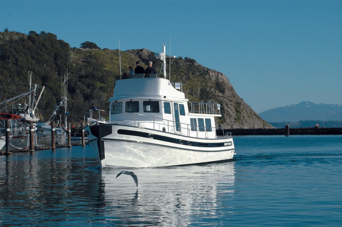 Nordic Tugs 42 Flybridge - PassageMaker