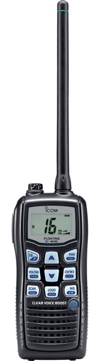 The ICOM M36