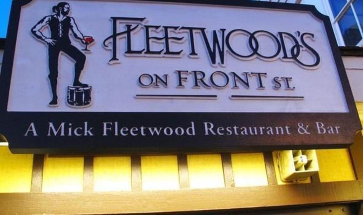 Mick's restaurant.