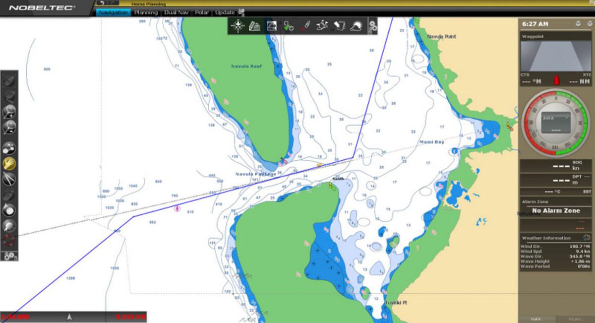 Navula Passage.
