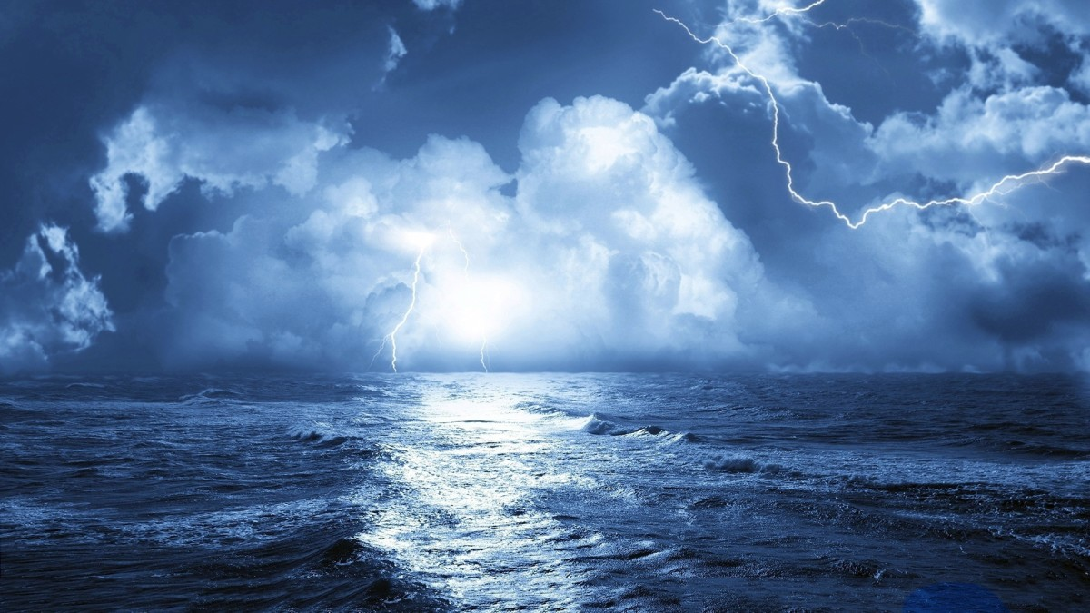 STORM-OVER-SEA