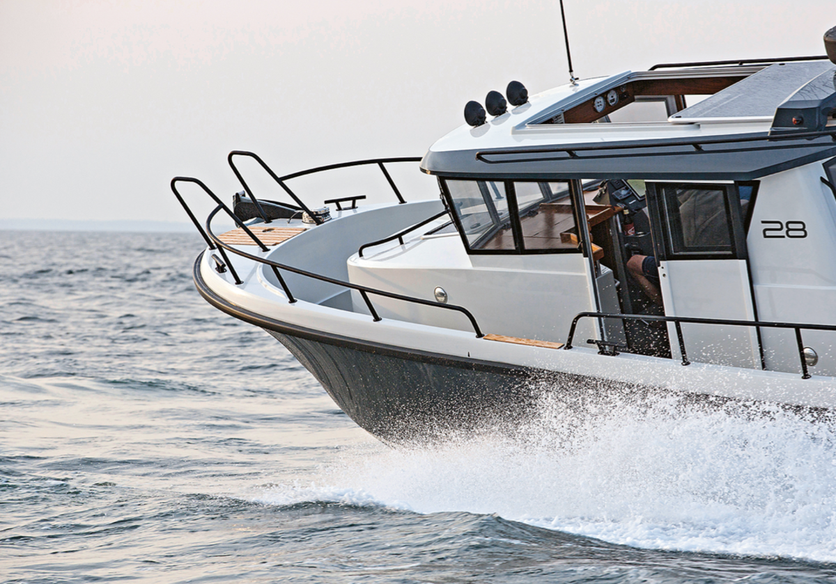 Built to category , there are few things the SARGO can't handle.