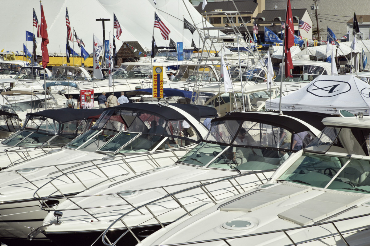 Boats are huge purchases. Make sure you keep your head on right.