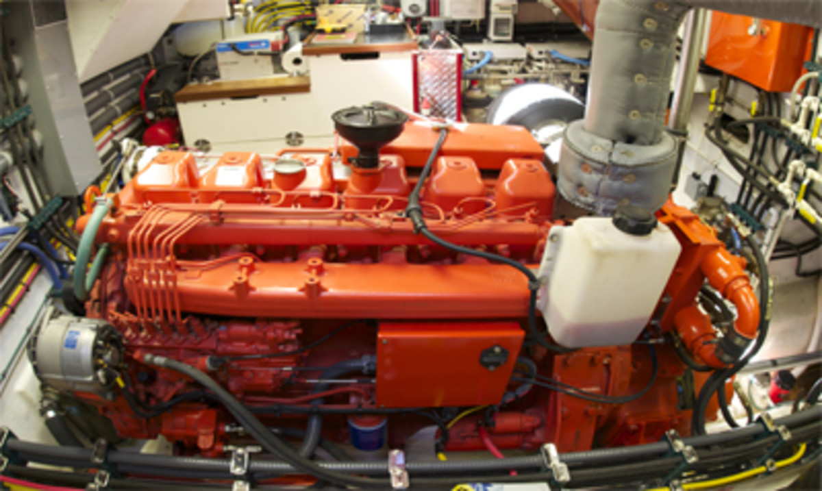 Debunking Five Common Diesel Engine Myths - PassageMaker