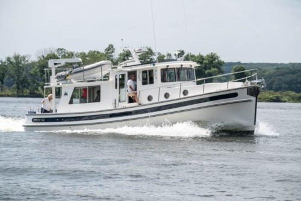 Nordic Tug 40