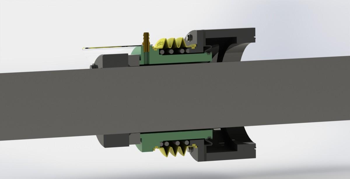duramax - cutaway