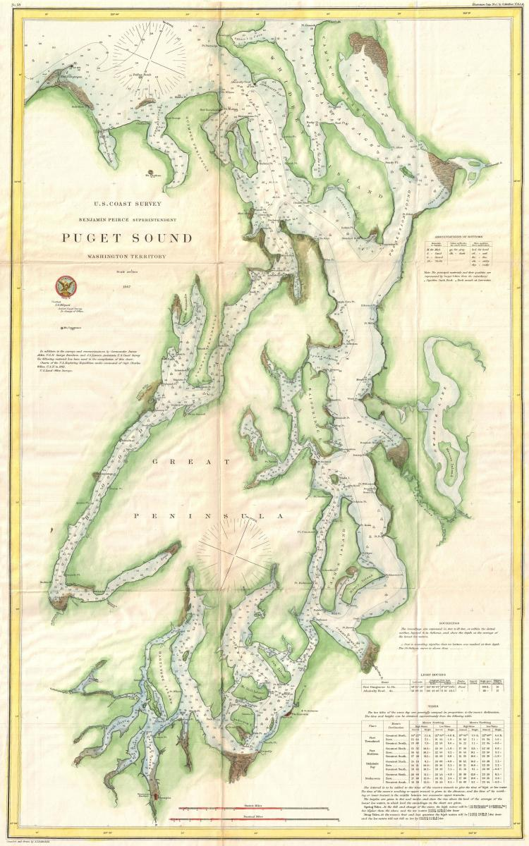 1867_U.S._Coast_Survey_Chart_or_Map_of_Puget_Sound,_Washington_-_Geographicus_-_PugetSound-uscs-1867