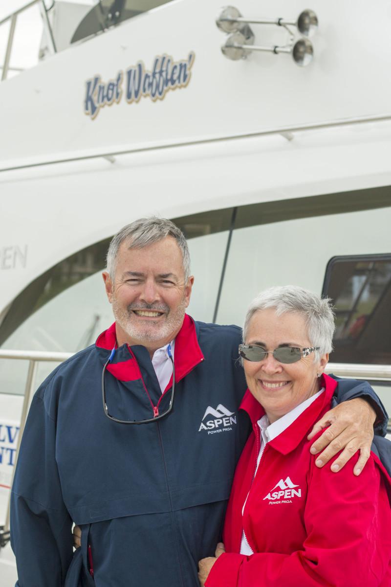 David and Sue Ellen Jenkins