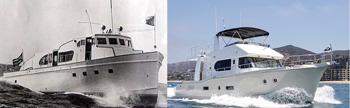 Granma compared to a modern semi-displacement Nordhavn 59. It's difficult to imagine 82 adults squeezed onto either of these vessels. It was made easier on Granma because of a complete lack of lifejackets.