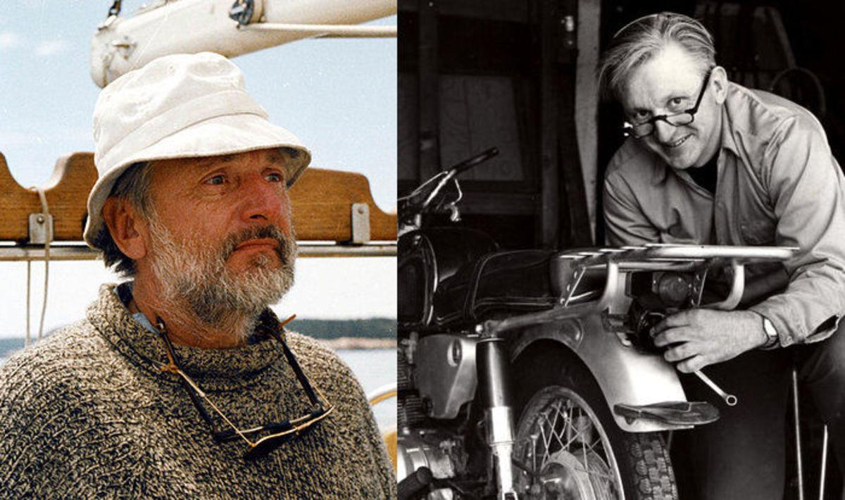 Robert Pirsig, 1928-2017.