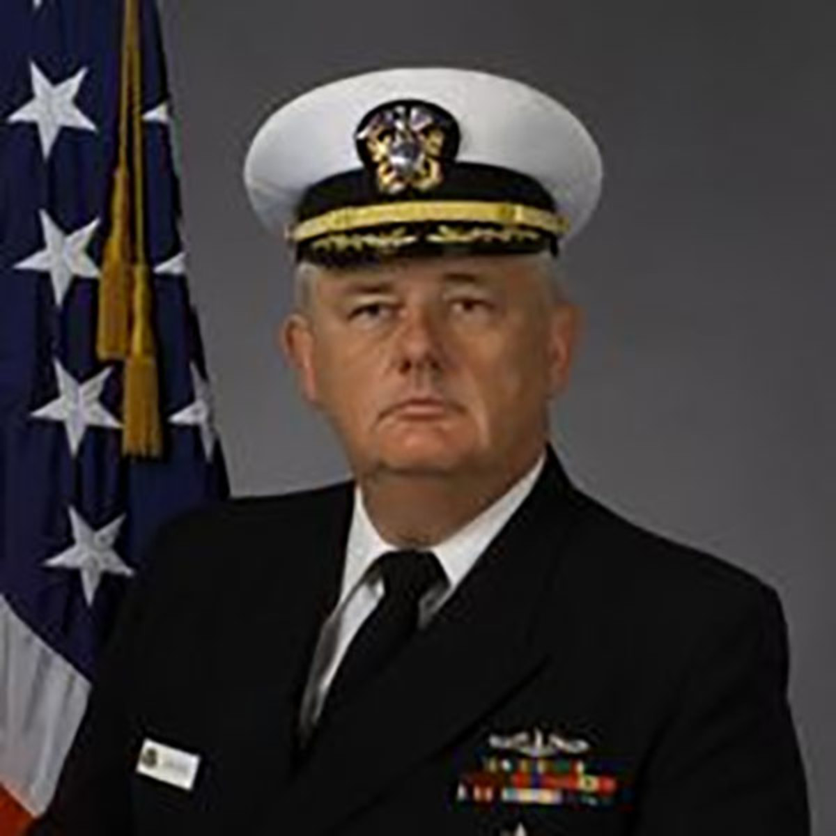 Commander Terry Sparks