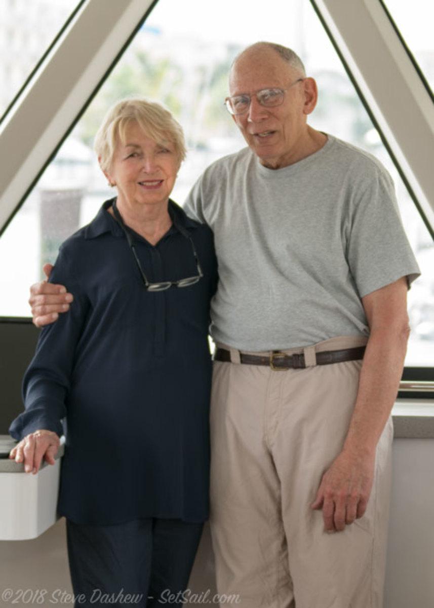 Steve & Linda Dashew
