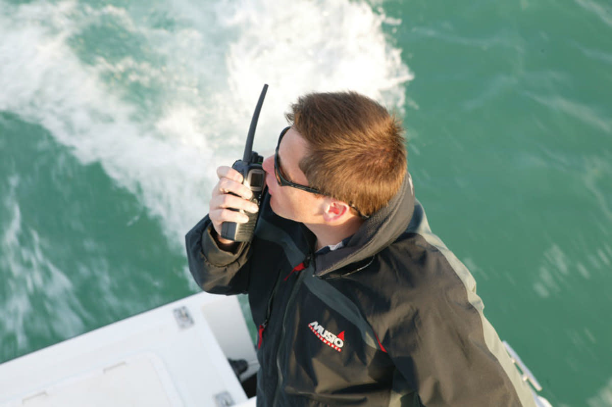VHF communication is key when interacting with commercial vessels, but you likely won't find them on VHF 16, do you know what channel to find them on?