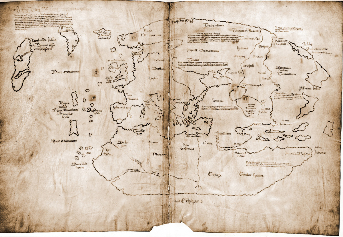 The Vinland Map.