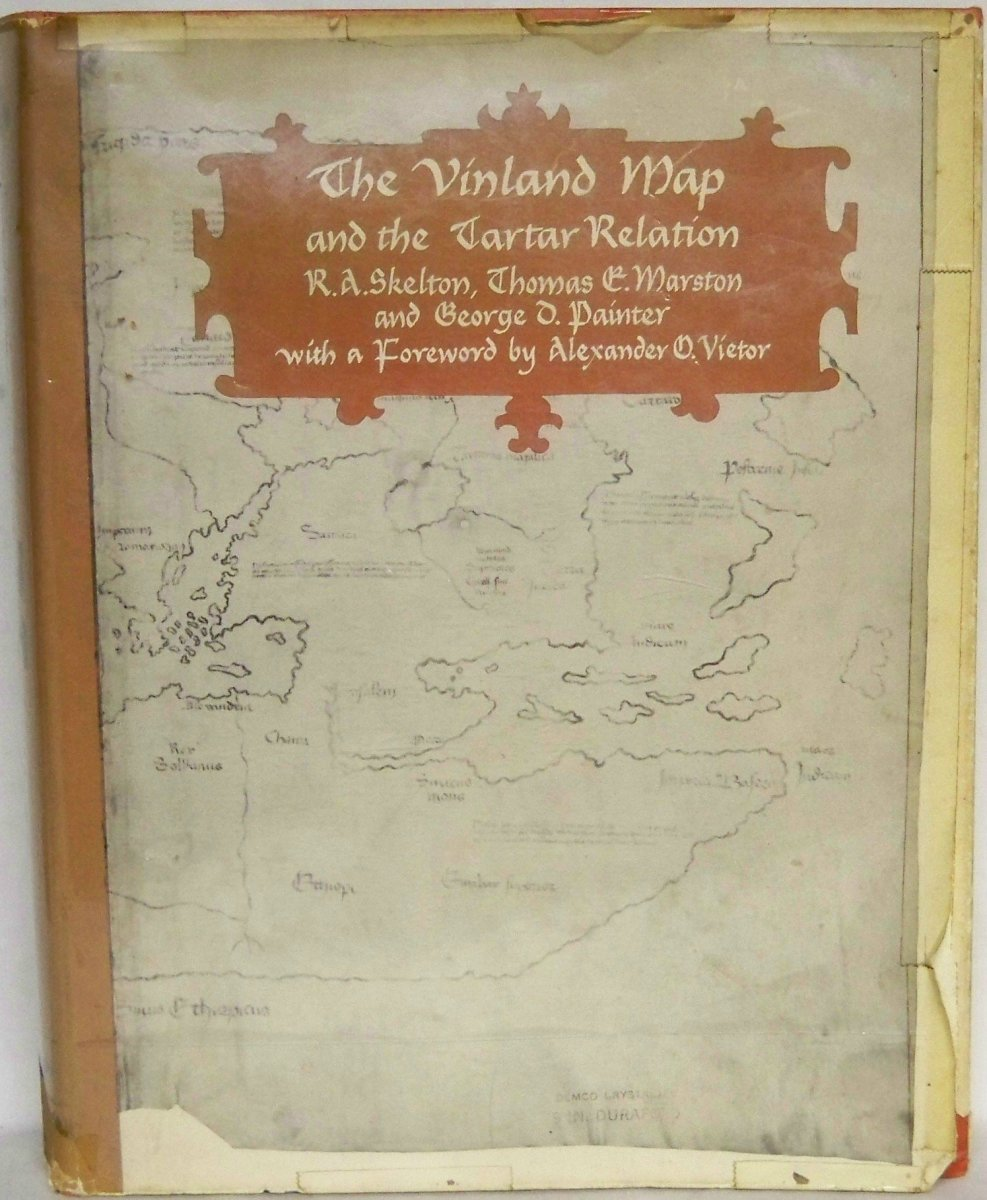 The Vinland Map and the Tartar Relation, 1965.