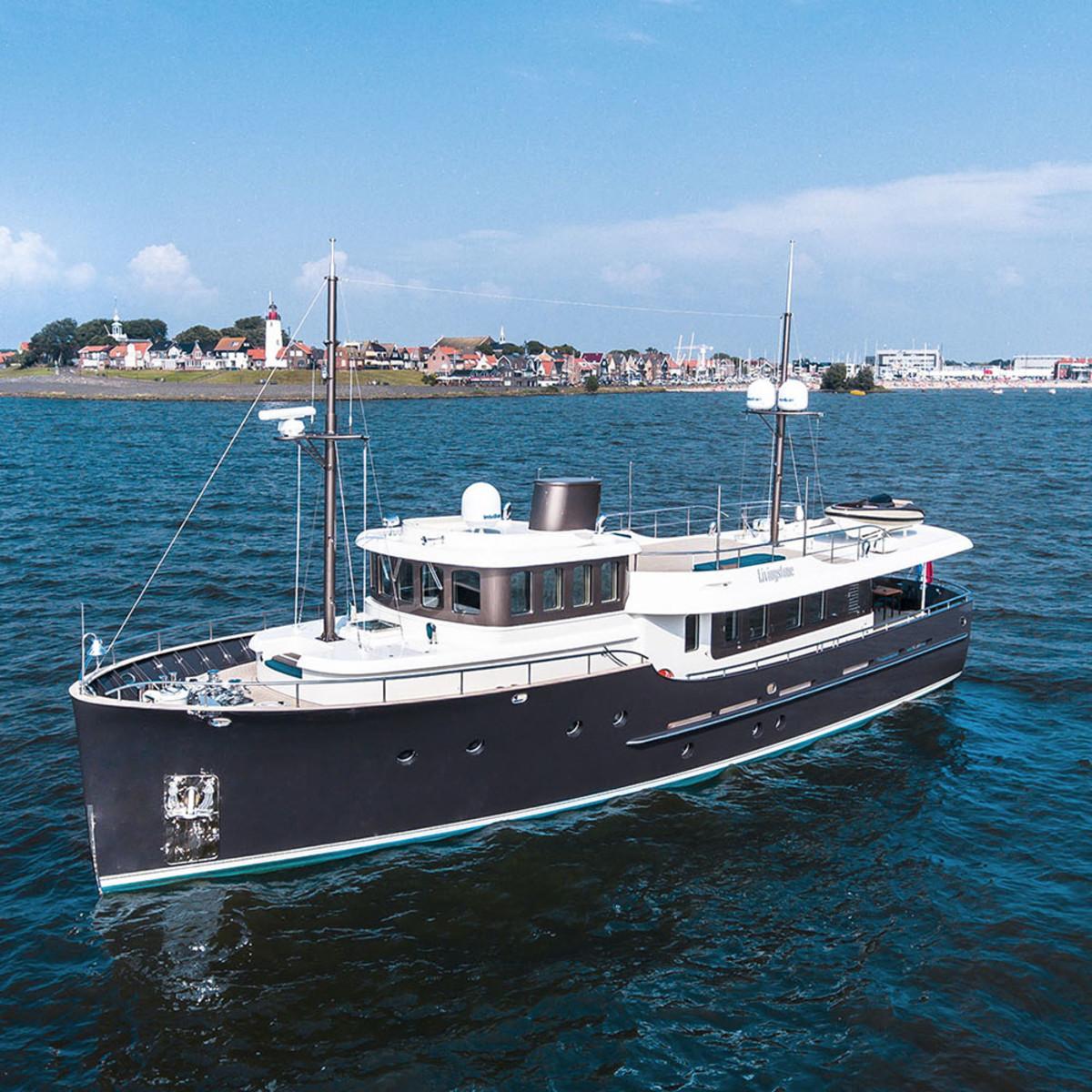 Hartman Yachts new Livingstone 24.