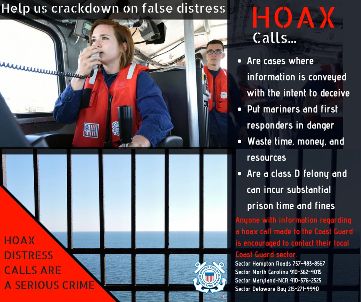 Hoax-distress-calls