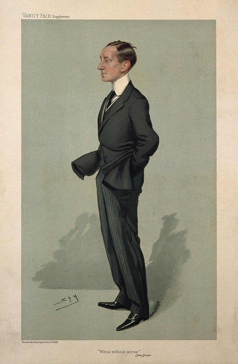 Guglielmo, Marchese Marconi
