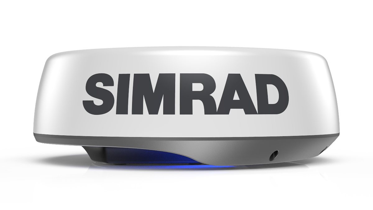 Simrad Halo24 Dome Radar