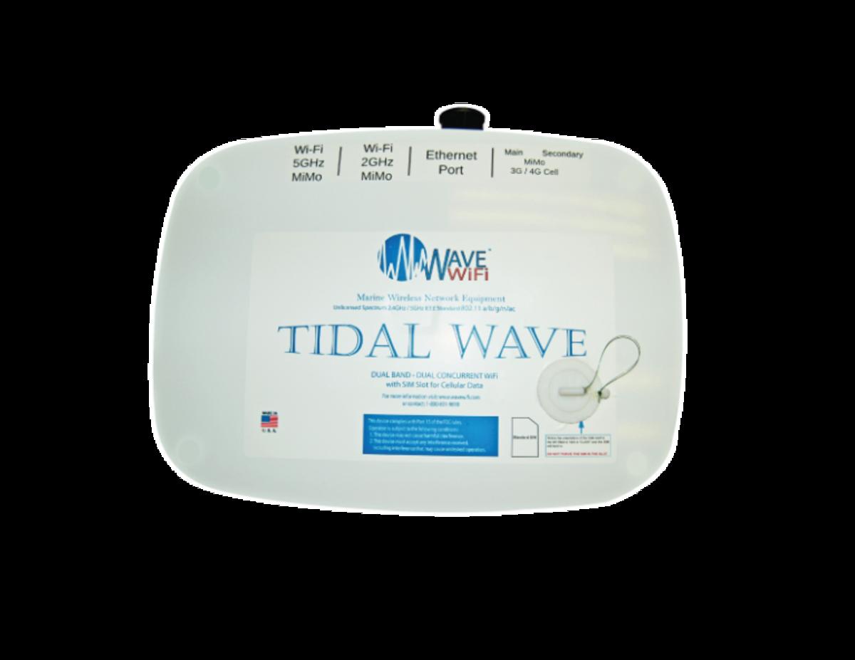 Wave WiFi Tidal Wave