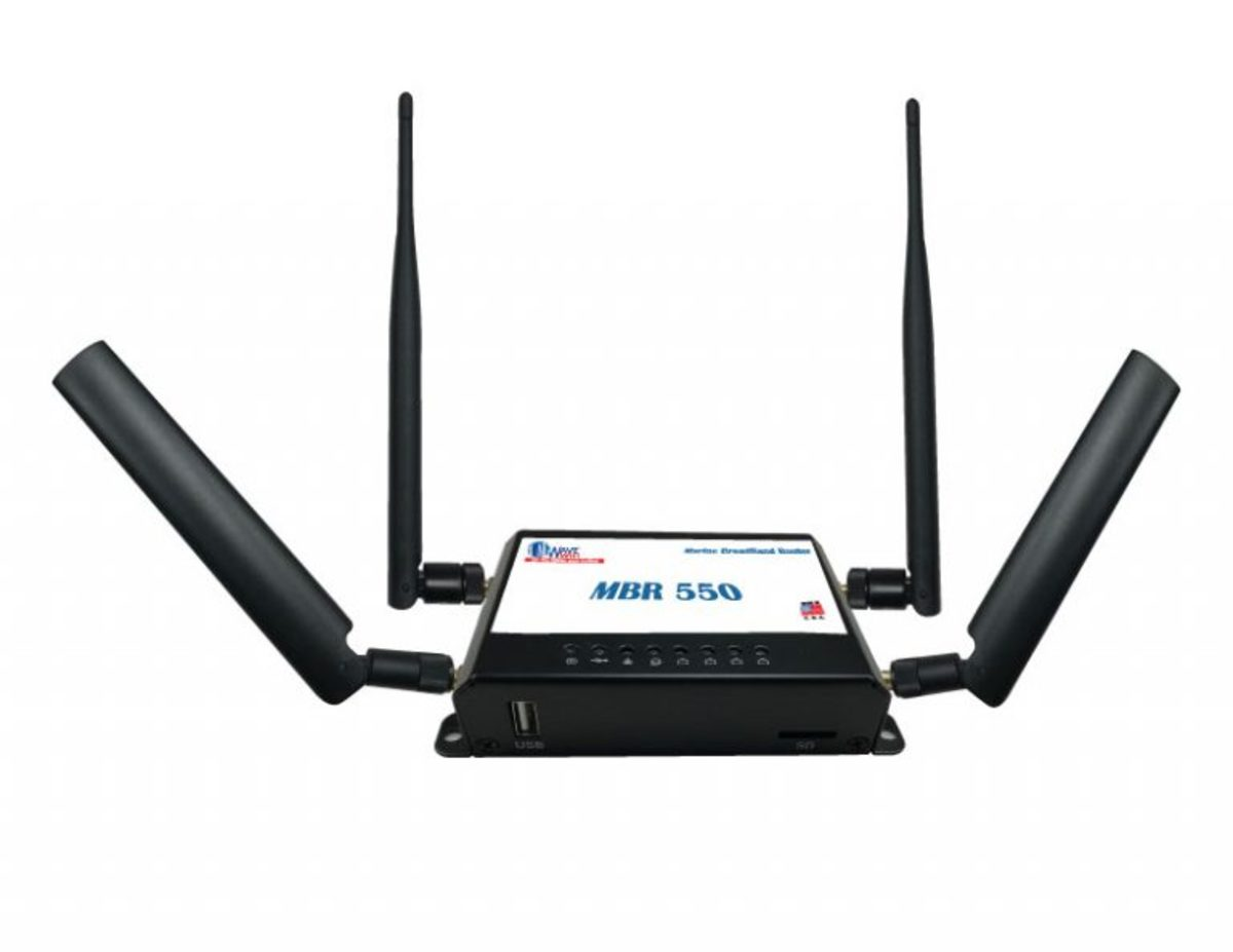 Wave WiFi MBR 550 multi-source router