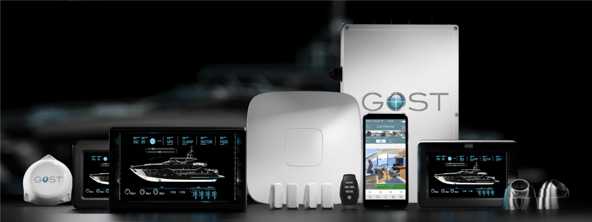 The GOST Apparition SM GPS XVR system is worth checking out.