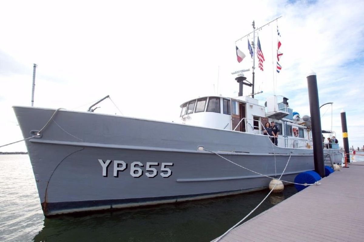 Ex Navy Yp For Sale In Texas Video Passagemaker