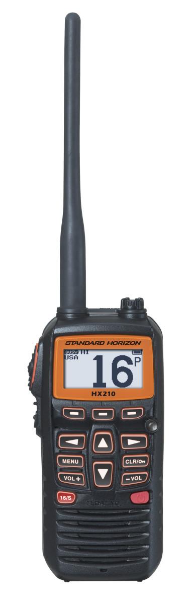 Standard Horizon VHF