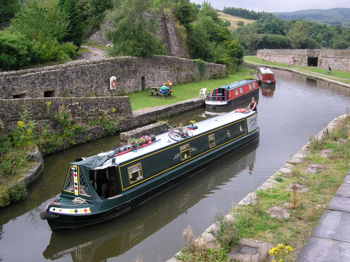 Narrowboats are a great way to see the British countryside, but increasingly they are becoming liveaboards in markets where rents are extremely high.