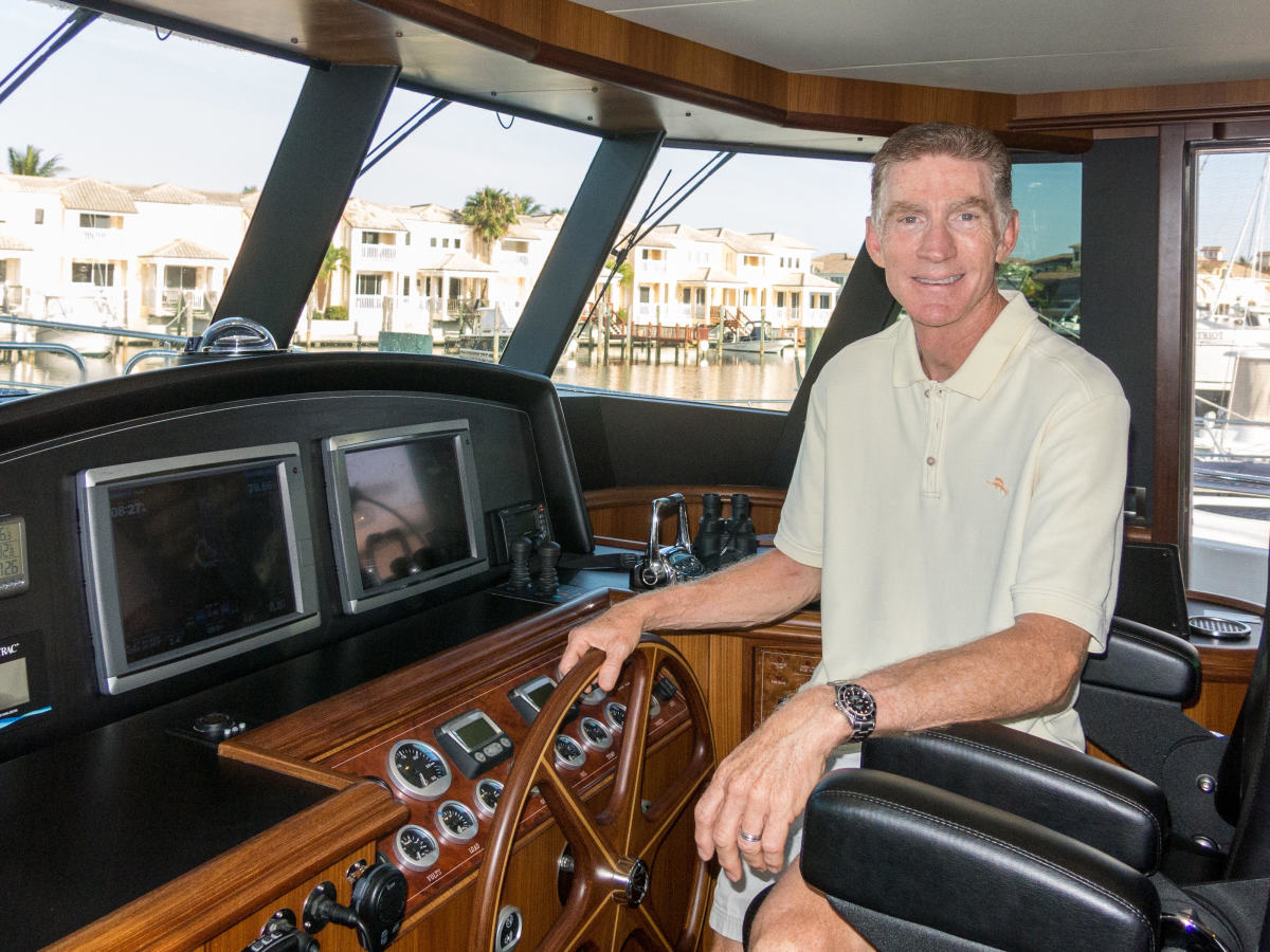 Capt. Bob Arrington.
