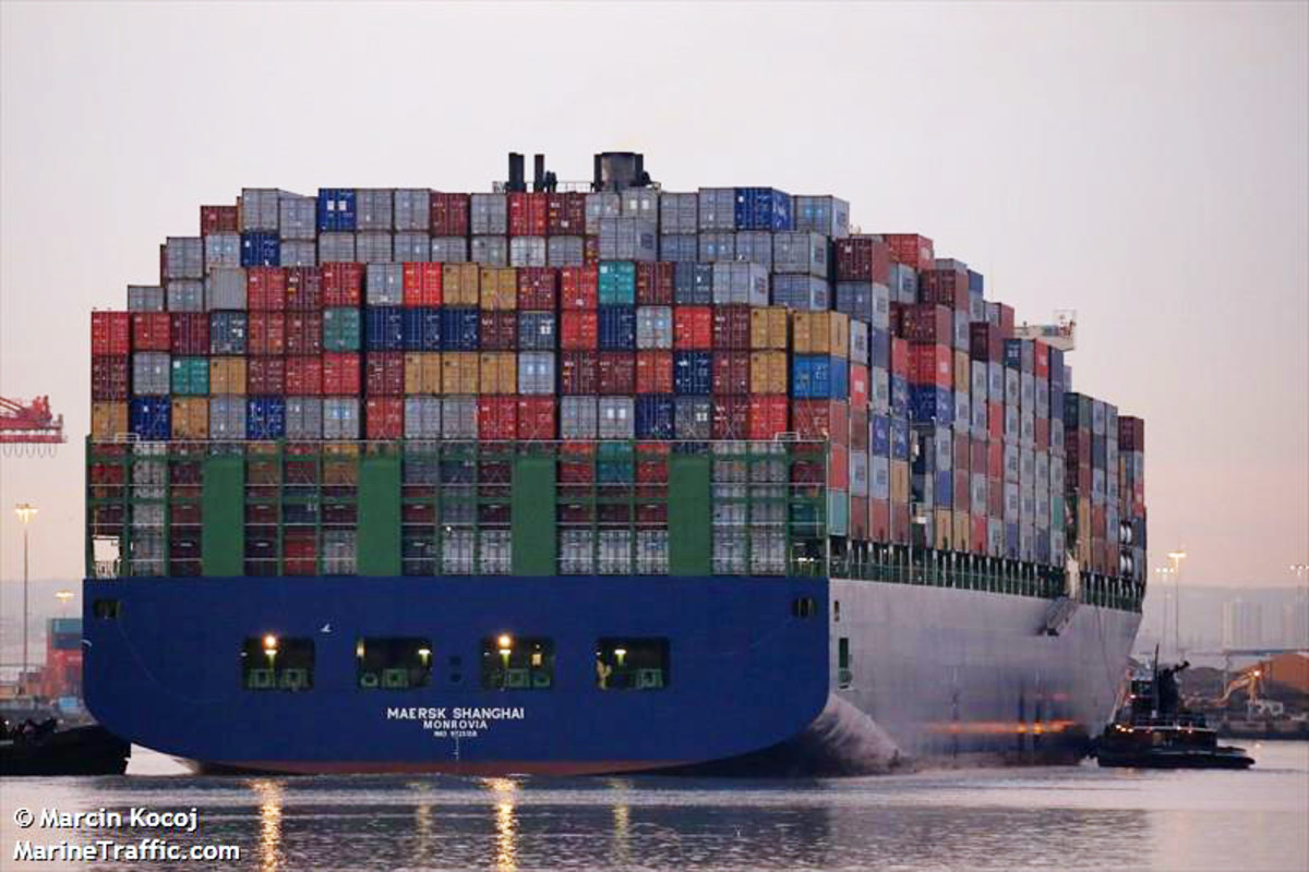 Maersk Ship Loses 70 Containers Near Nc Coast Passagemaker