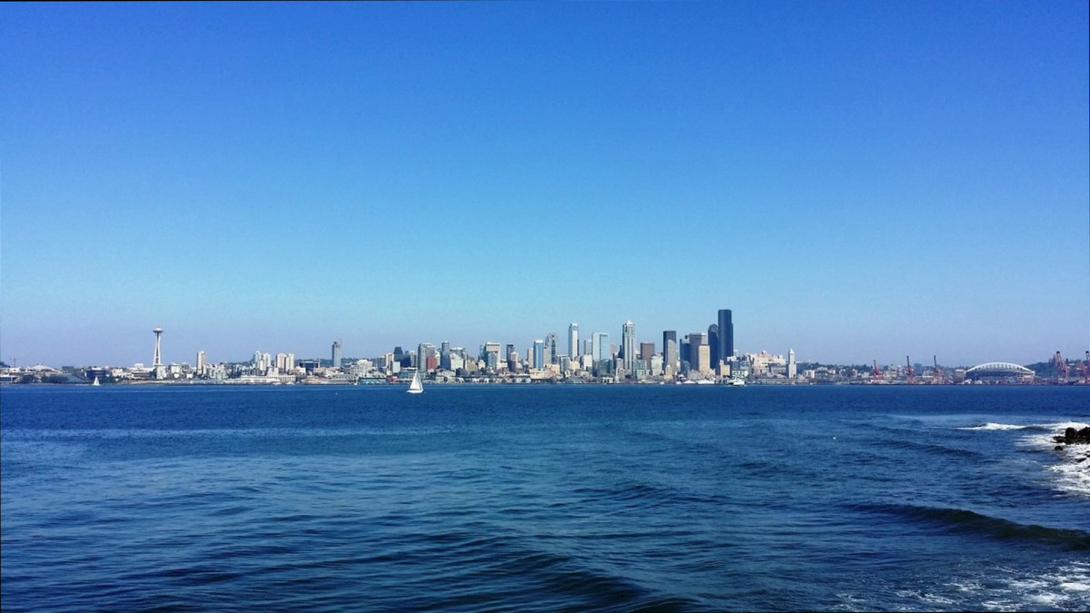 Looking back on Seattle after Trawlerfest.